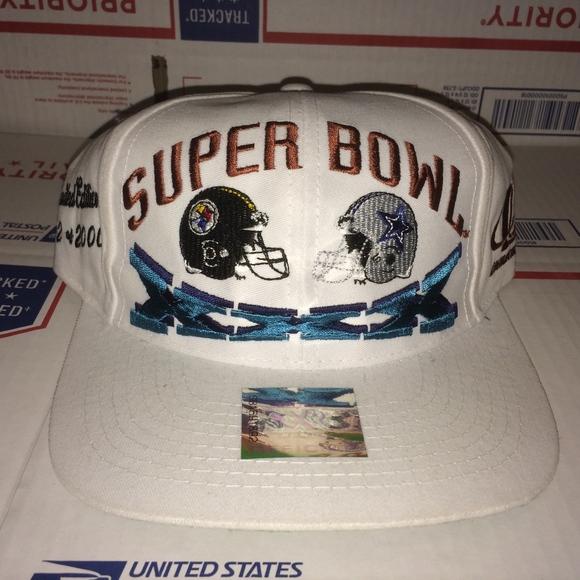 a65026036e1 Logo Athletics Other - vtg Super Bowl XXX hat NFL Football Dallas Cowboys